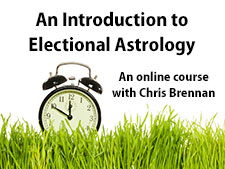 Introduction to Electional Astrology Course