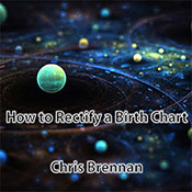 Birth Chart Rectification Lecture