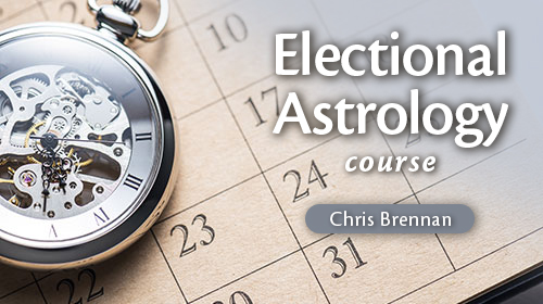 Electional Astrology Course