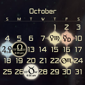 Astrology Forecast and Elections for October 2015