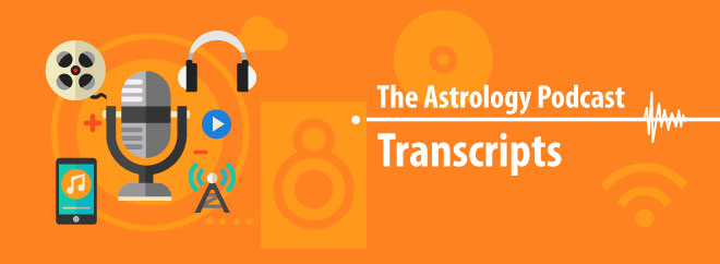 Episode 53 Transcript: On The Moment of Astrology