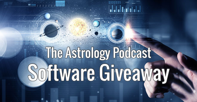 The Astrology Podcast Prize Giveaway for May 2017