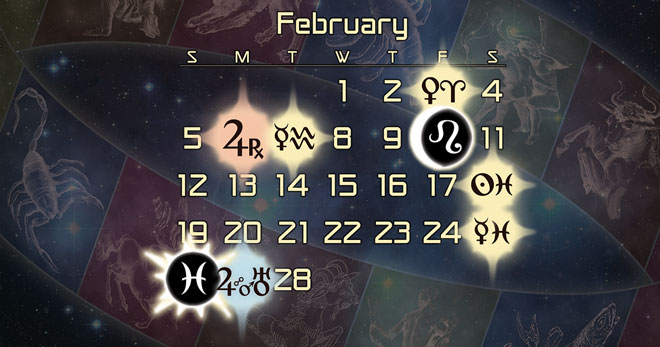 Astrology Forecast for February 2017
