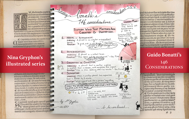 Bonatti's 146 Considerations with Nina Gryphon