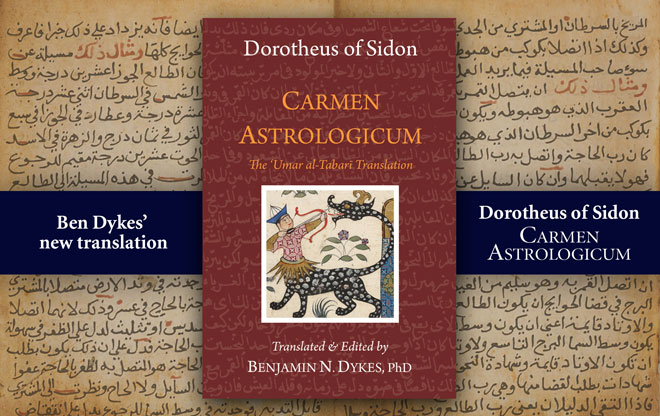 Dorotheus of Sidon: A New Translation by Ben Dykes