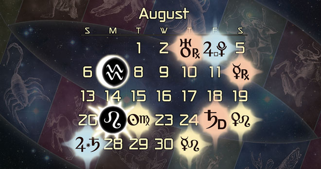 Astrology Forecast and Election for August 2017