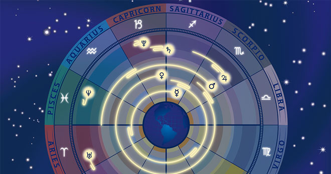 The Astrology of 2018: An Overview of the Major Transits
