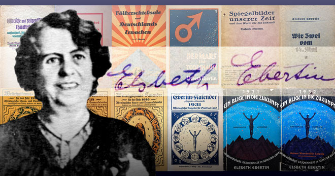 Elsbeth Ebertin and the Rise of Women in Astrology