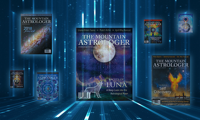 Tem Tarriktar on the Mountain Astrologer Magazine