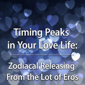 Timing Peaks in Your Love Life Lecture