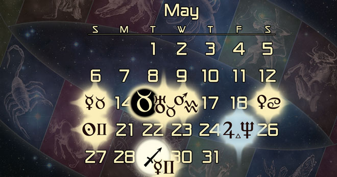 Astrology Forecast for May 2018: Uranus Enters Taurus