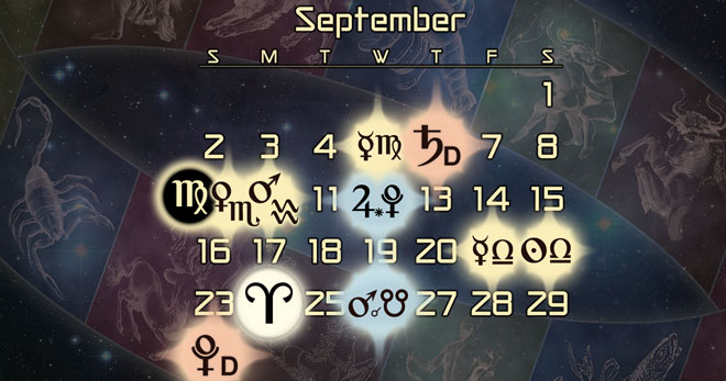 September 2018 Astrology Forecast: Moving Forward