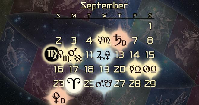 September 2018 Astrology Forecast: Moving Forward