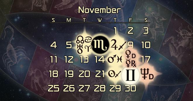 November 2018 Astrology Forecast: Jupiter in Sagittarius