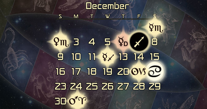 December 2018 Astrology Forecast