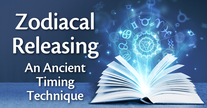 Zodiacal Releasing: An Ancient Timing Technique