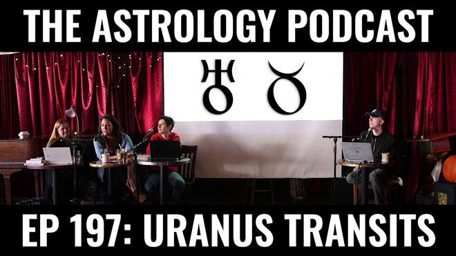 Uranus Transits Through the Twelve Houses