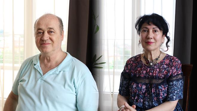 Firicel Ciarnau and Mihaela Dicu