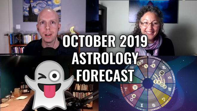 October 2019 Astrology Forecast: Mercury Spookygrade