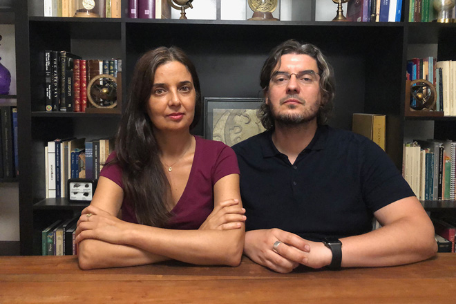 Helena Avelar and Luís Ribeiro on Traditional Astrology