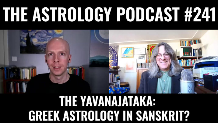 The Yavanajataka: Greek Astrology in Sanskrit?