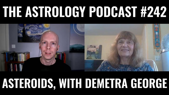 The Asteroids in Astrology, with Demetra George