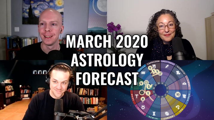 March 2020 Astrology Forecast