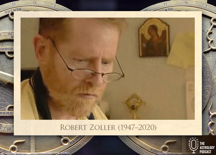 Robert Zoller, Pioneer in Reviving Medieval Astrology