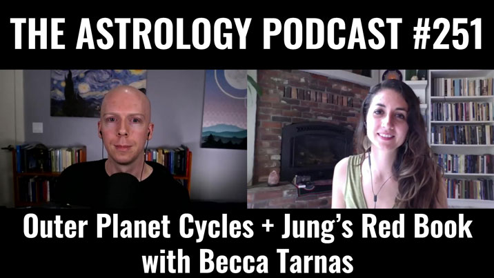 Becca Tarnas on Outer Planet Cycles and Jung's Red Book