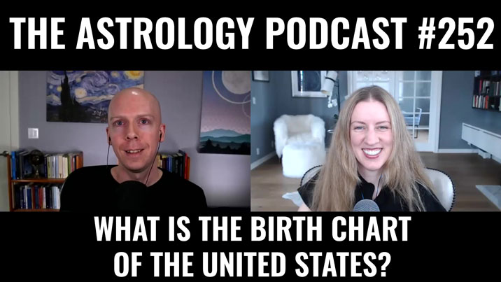 What is the Birth Chart of the United States?
