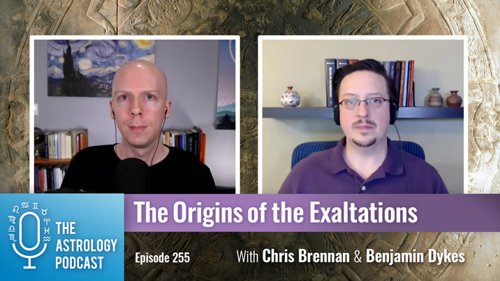 The Origins of the Exaltations: A New Discovery