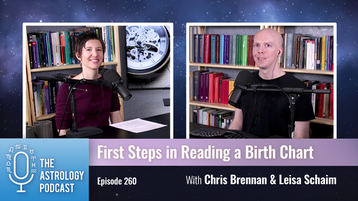 First Steps in Reading a Birth Chart