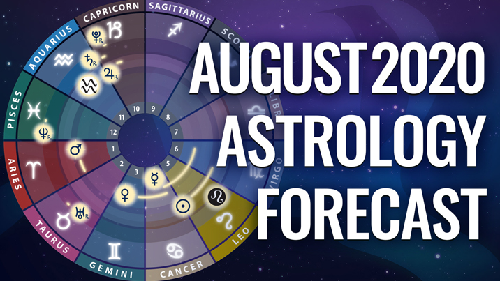 August 2020 Astrology Forecast