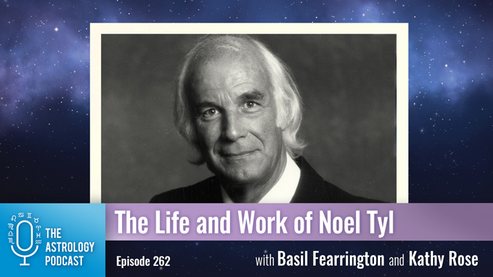 The Life and Work of Noel Tyl, Astrologer