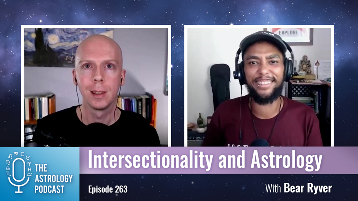 Intersectionality and Astrology, with Bear Ryver