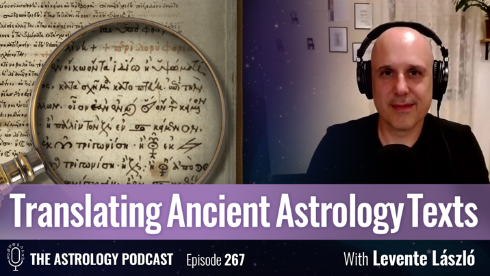 Translating Ancient Greek Astrological Texts