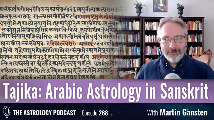 Tajika: Medieval Arabic Astrology in Sanskrit
