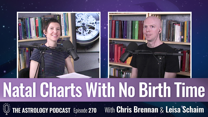 How to Read a Natal Chart With No Birth Time