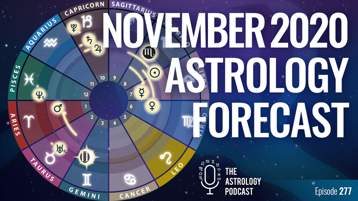 November 2020 Astrology Forecast