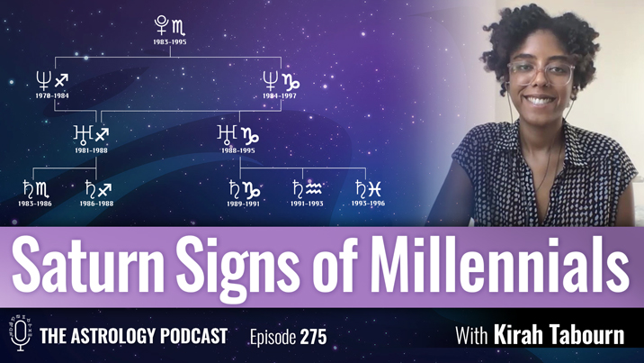 Astrological Generations: Saturn Signs of Millennials