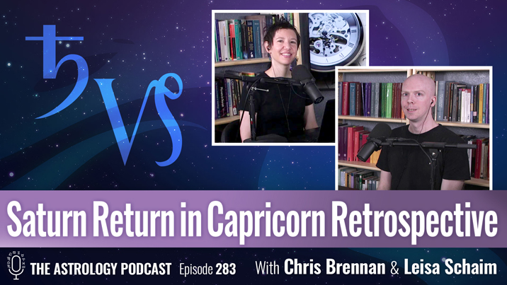 Saturn Return in Capricorn Retrospective