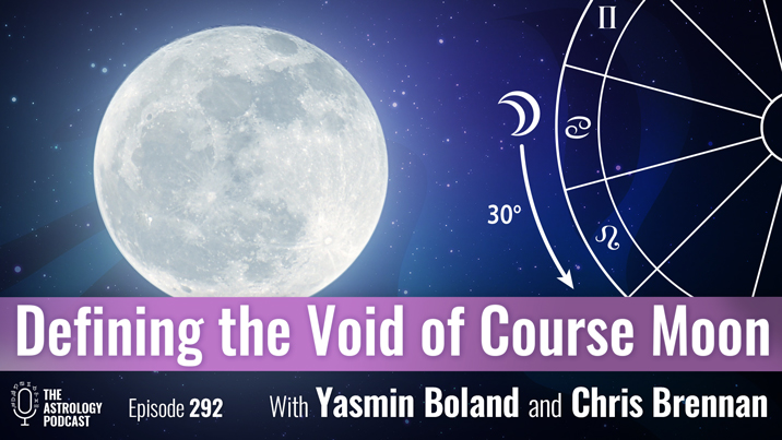 Defining the Void of Course Moon