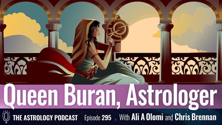 Queen Buran, Astrologer in 9th Century Baghdad