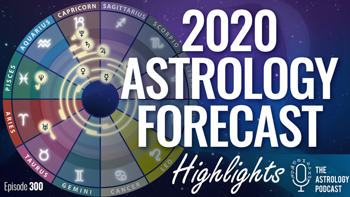 Highlights of Prescient Predictions From 2020 Astrology Forecasts