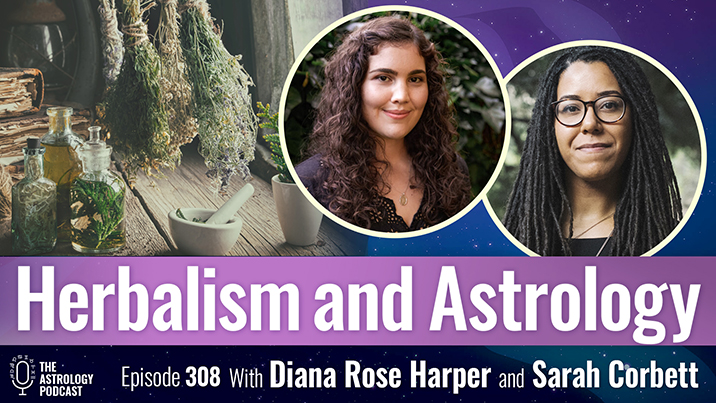 Herbalism and Astrology: Plants and Planets