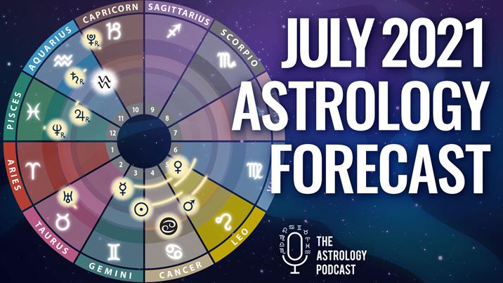 July 2021 Astrology Forecast