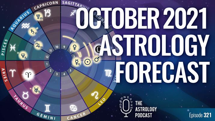 October Astrology Forecast 2021